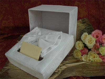 Wedding Card Boxes on Wedding Card Holder Box   Detail Of Lid And Interior